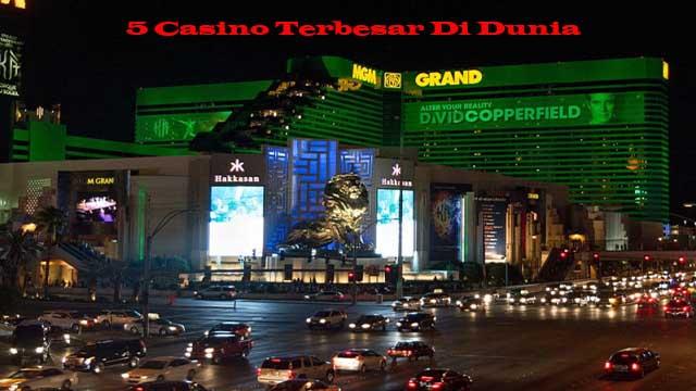 5 Casino Terbesar Di Dunia