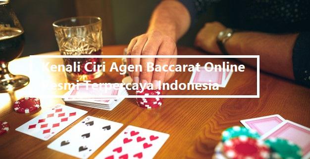 Agen Baccarat Online Resmi Terpercaya Di Indonesia